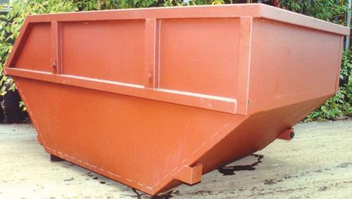 Бункер-накопитель для ТБО КМ-71002.
