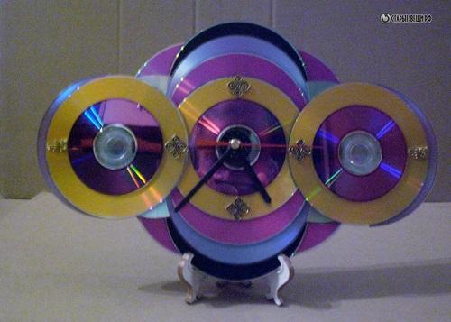 Прикольные вещи из дисков