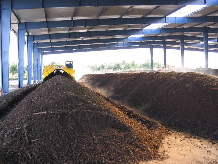 Способы утилизации отходов. Компостирование